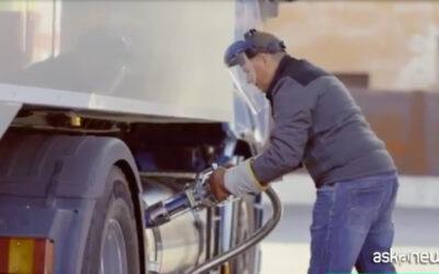 IL SOLE 24 ORE: Gas naturale liquefatto: cruciale per la transizione energetica